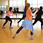 event dance class