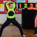 event dancing maths number eight
