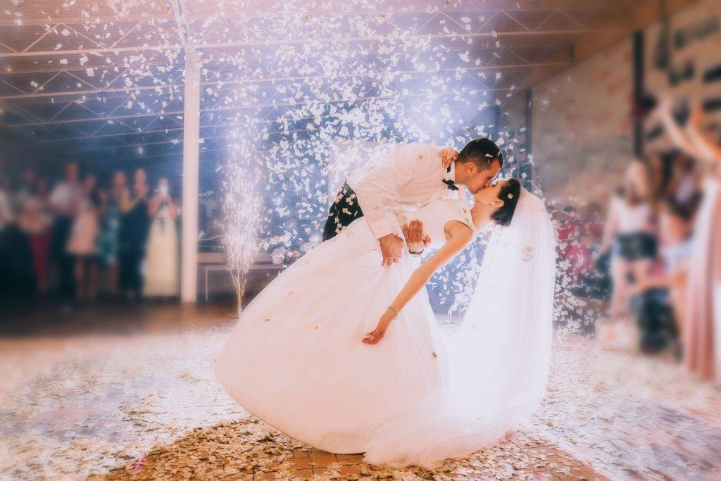 event first dance wedding entertainment