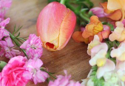 event flower arranging
