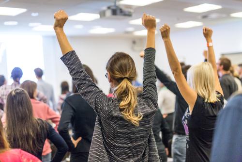 event ten minute conference energiser