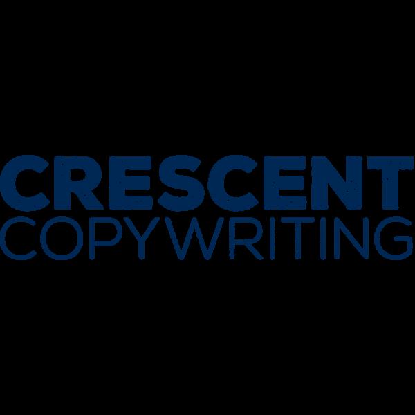 logo cresent copy writing